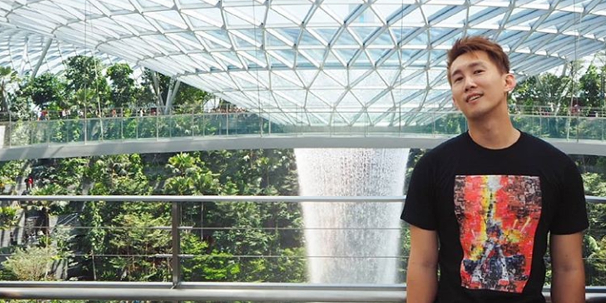 Here are the other attractions in Jewel Changi Airport