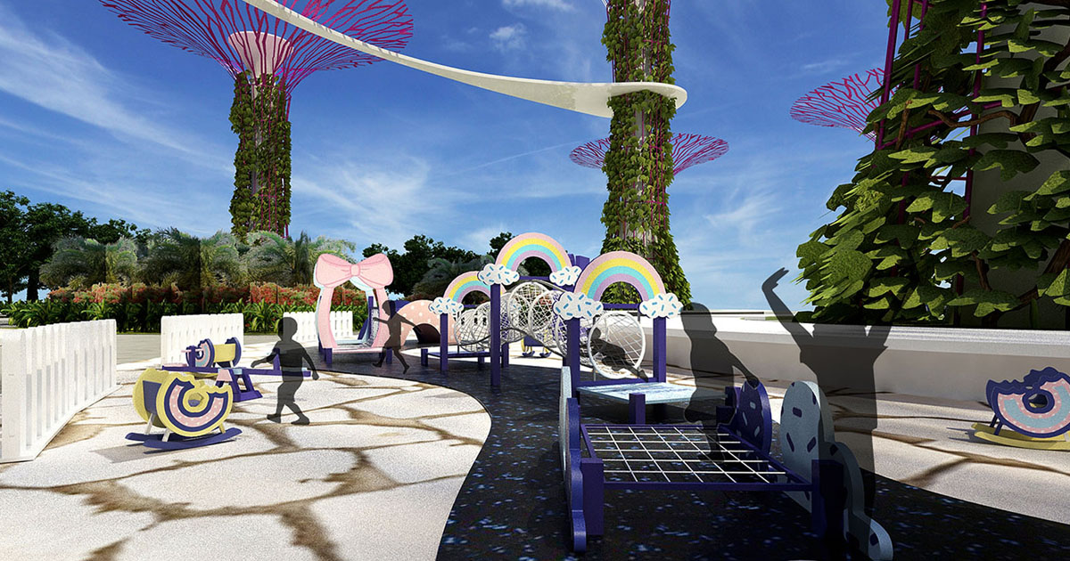 Here are the highlights of Gardens by the Bay upcoming Toy Story 4 Carnival