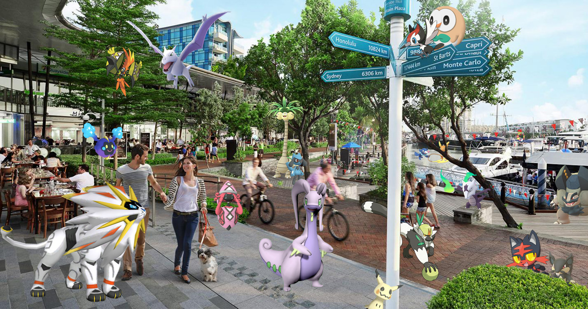 Sentosa to host brand new Pokemon Carnival featuring 5-meters tall Pikachu this June holidays