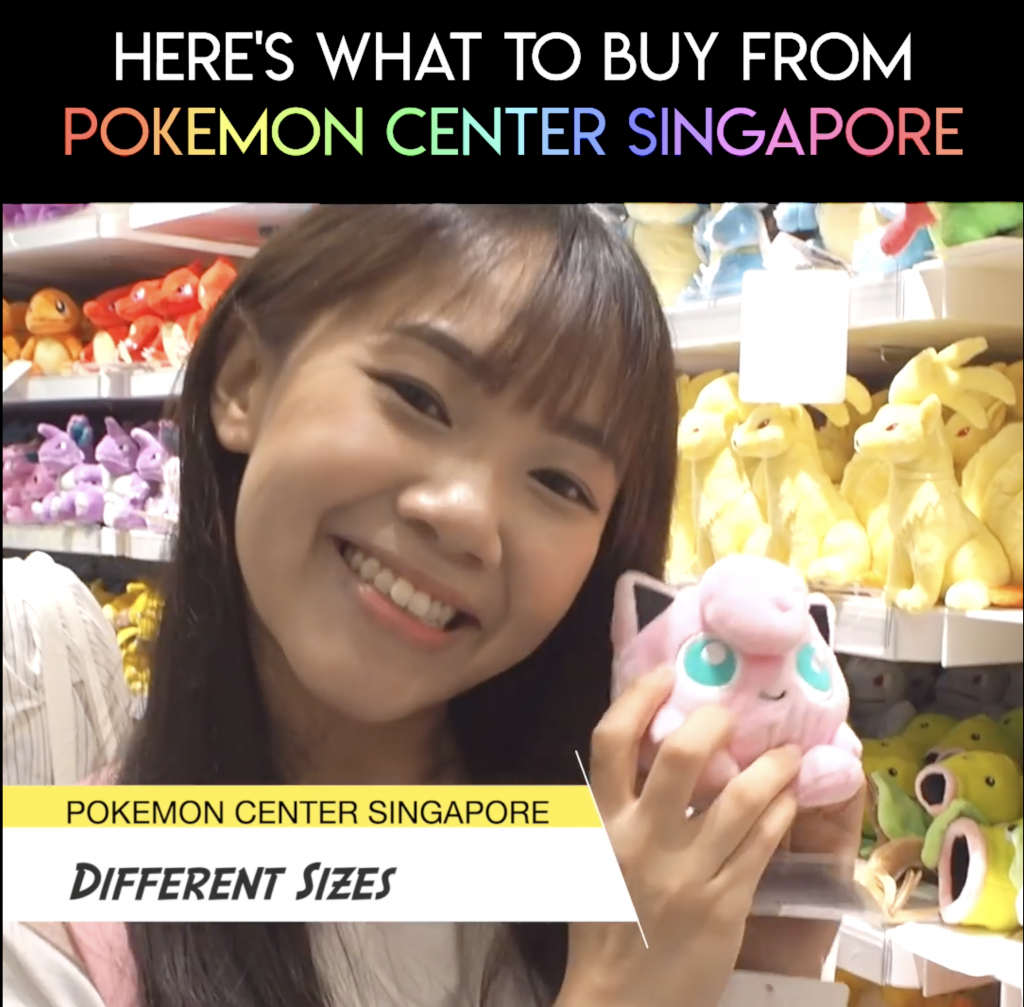 Pokemon Center Jewel (Singapore)