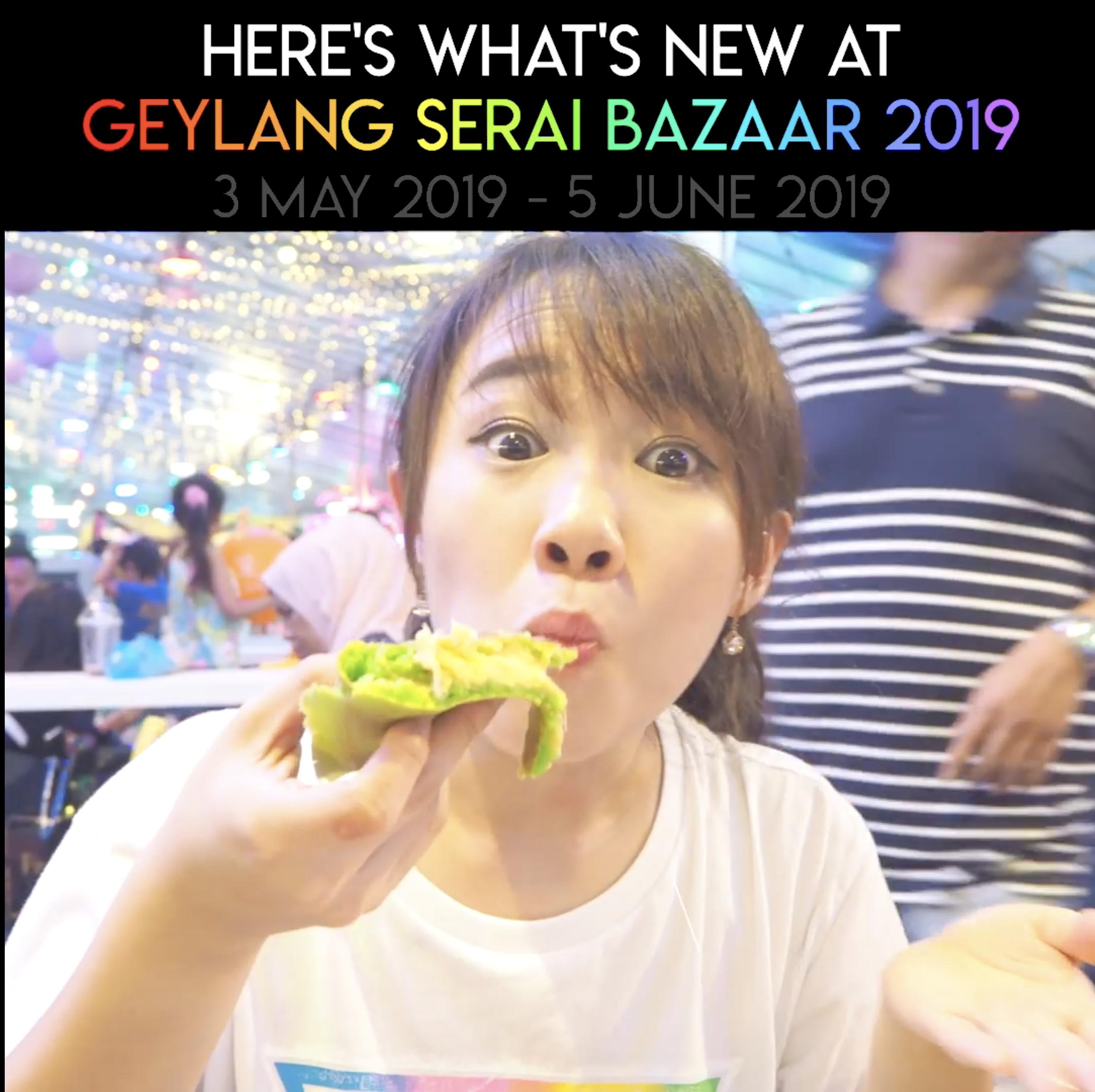 Geylang Ramadan Bazaar 2019