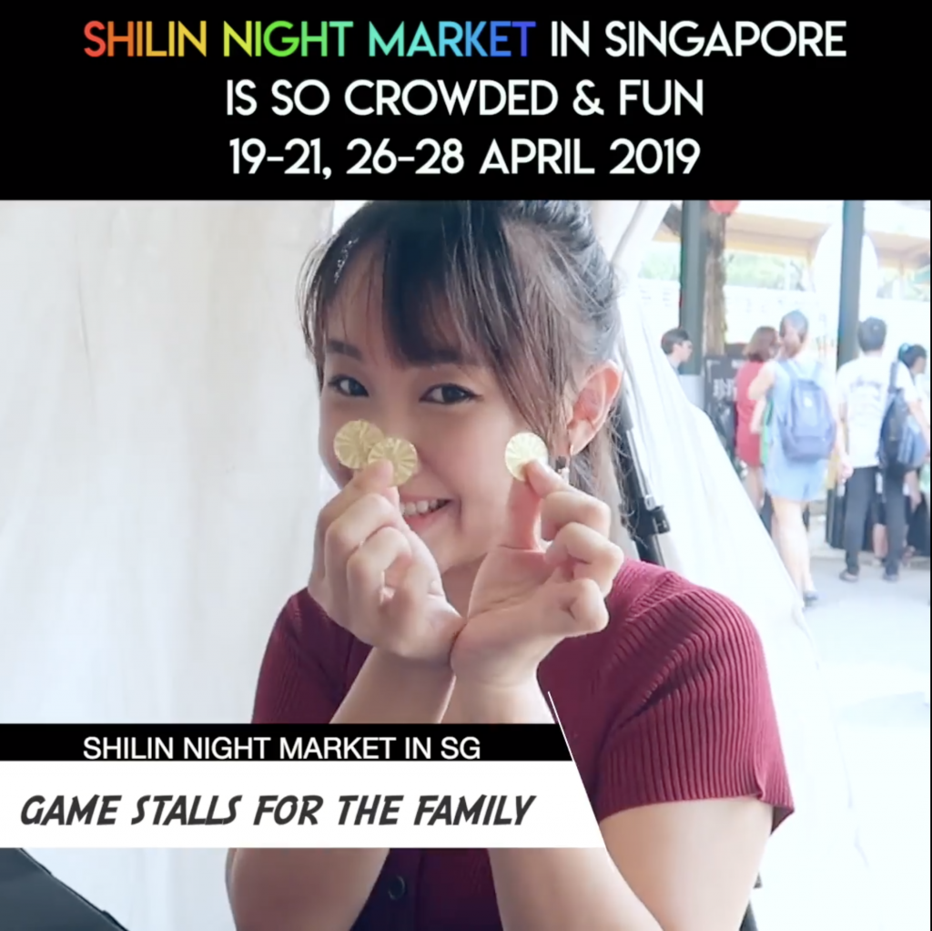 Shilin Night Market in Singapore