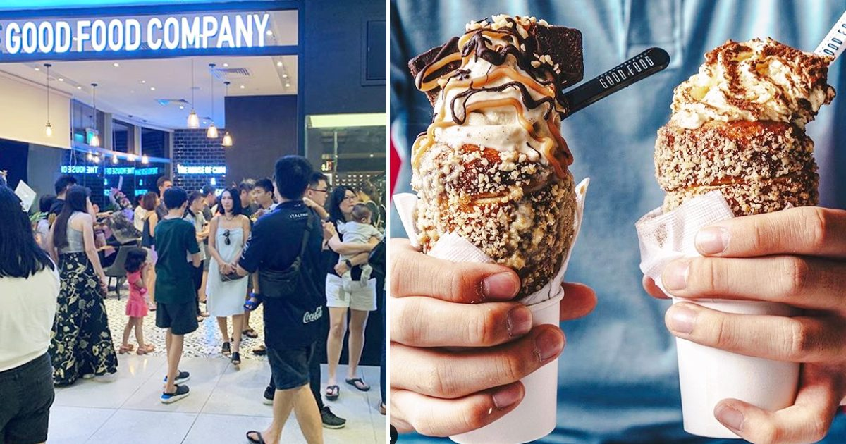 Prague famous Donut Ice-cream chain opens flagship store in
