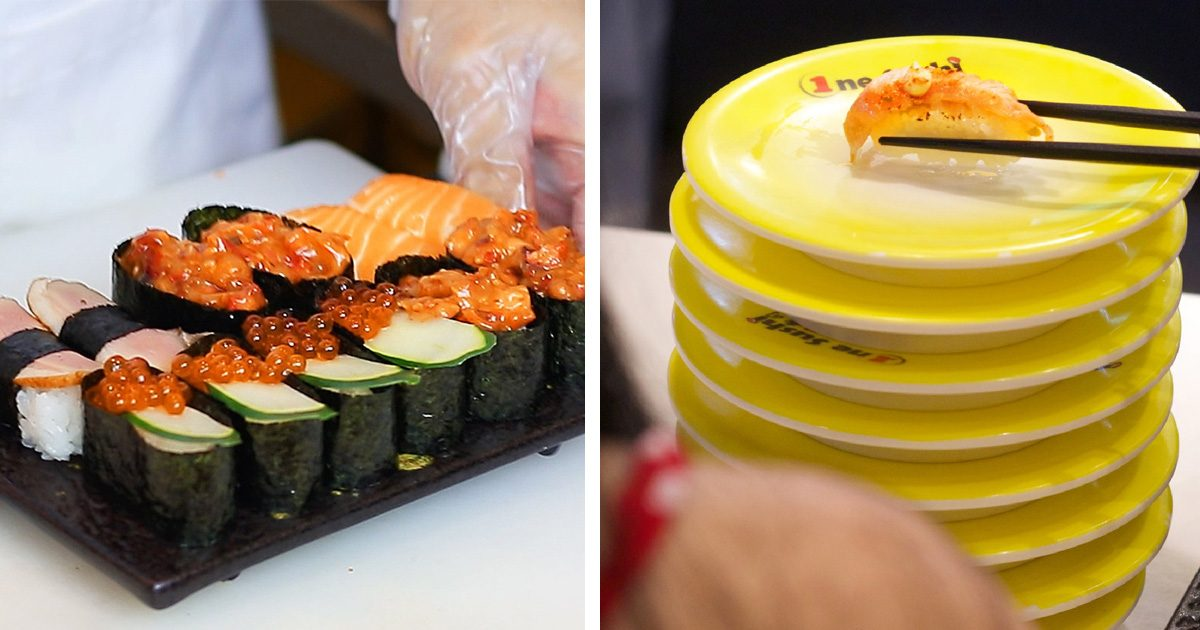 Yishun sushi restaurant offering S$0.70 sushi per plate because of post National Day promotions