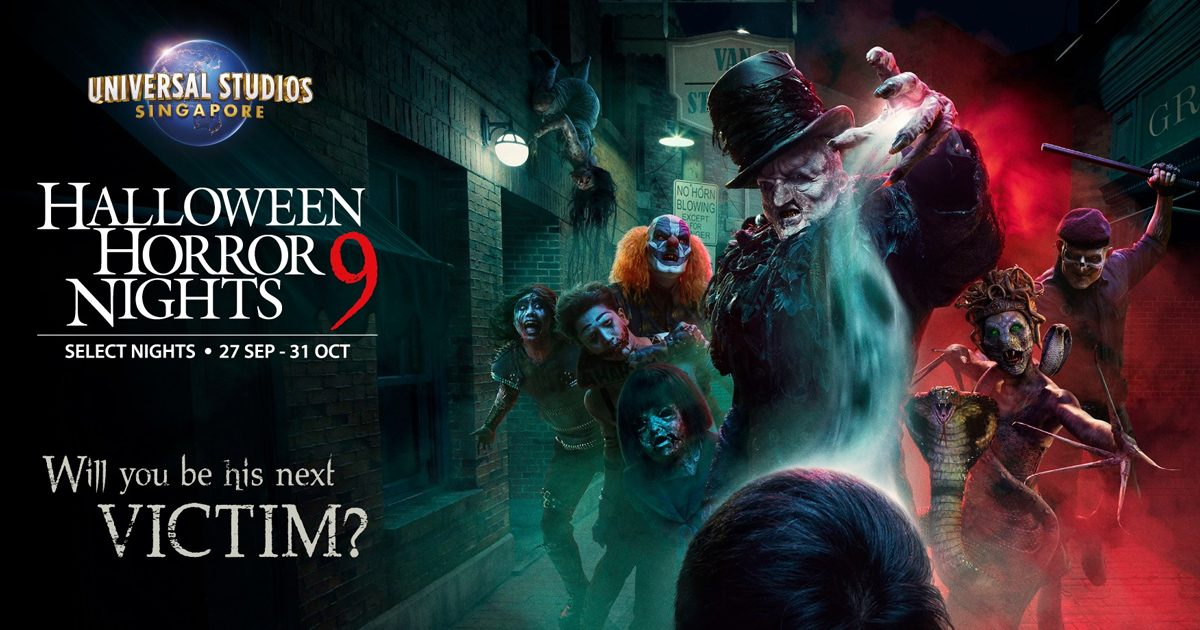 First look at USS Halloween Horror Nights 9 five brand new haunted houses