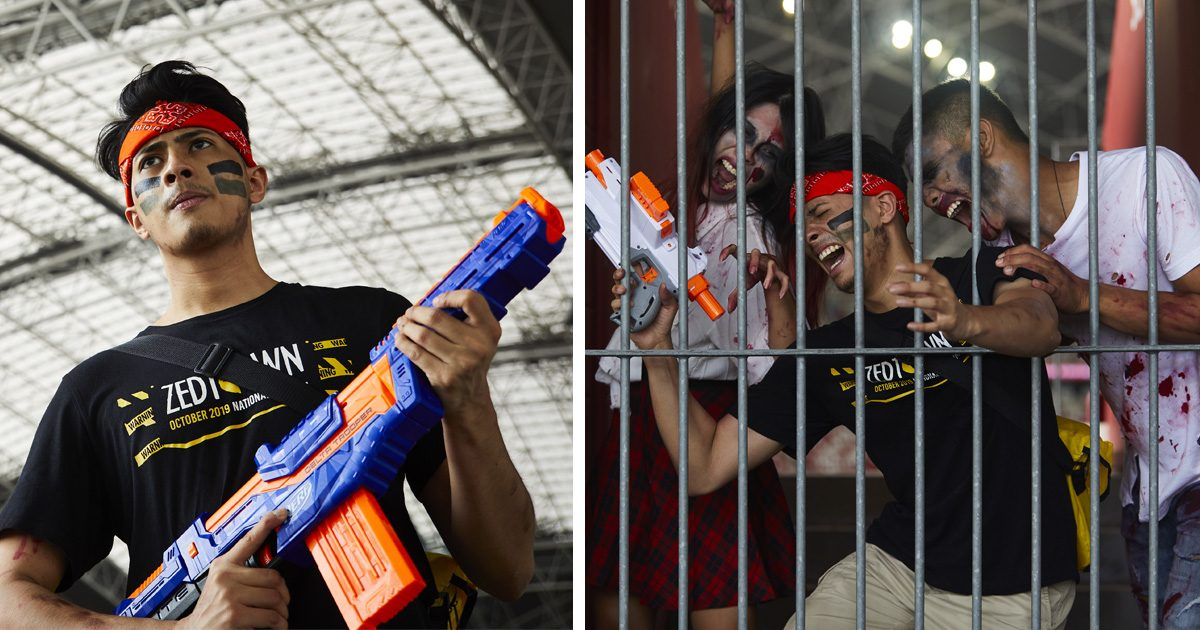 National Stadium to be transformed into post-apocalyptic Nerf battleground on 26 October 2019