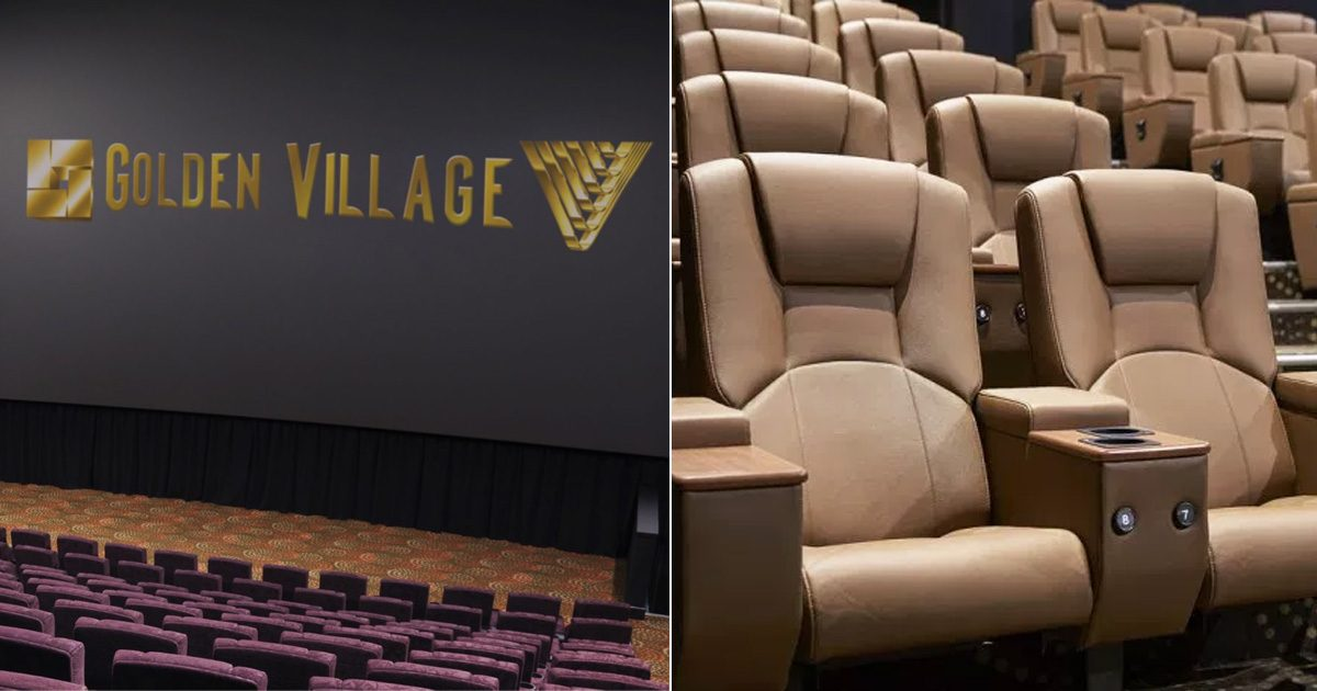 Golden Village extends its S$7 student movie ticket deal to all from today till 22 Oct 2020