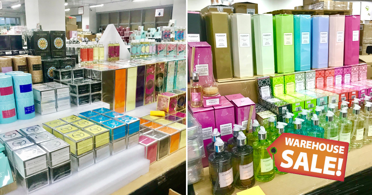 Christmas Beauty Bazaar offering up to 80% discounts on make-up, skincare and fragrances from 21 November 2019