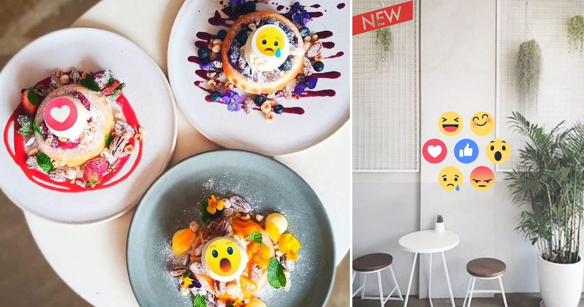New Facebook Cafe giving away free emoji pancakes and coffee next week