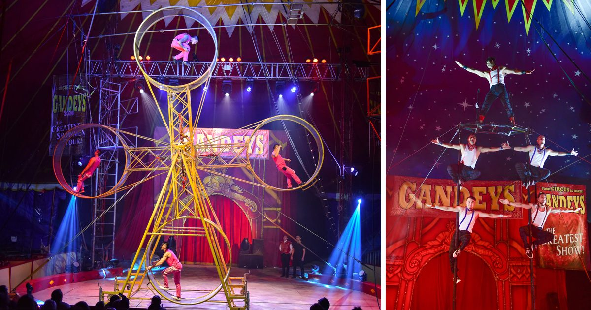 Uncle Ringo brings Great Circus of Europe to Singapore for the first time