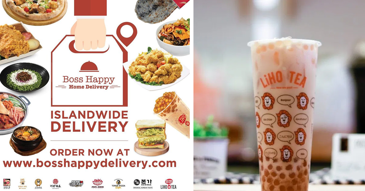 LiHo launches islandwide delivery, free delivery for orders above S$45