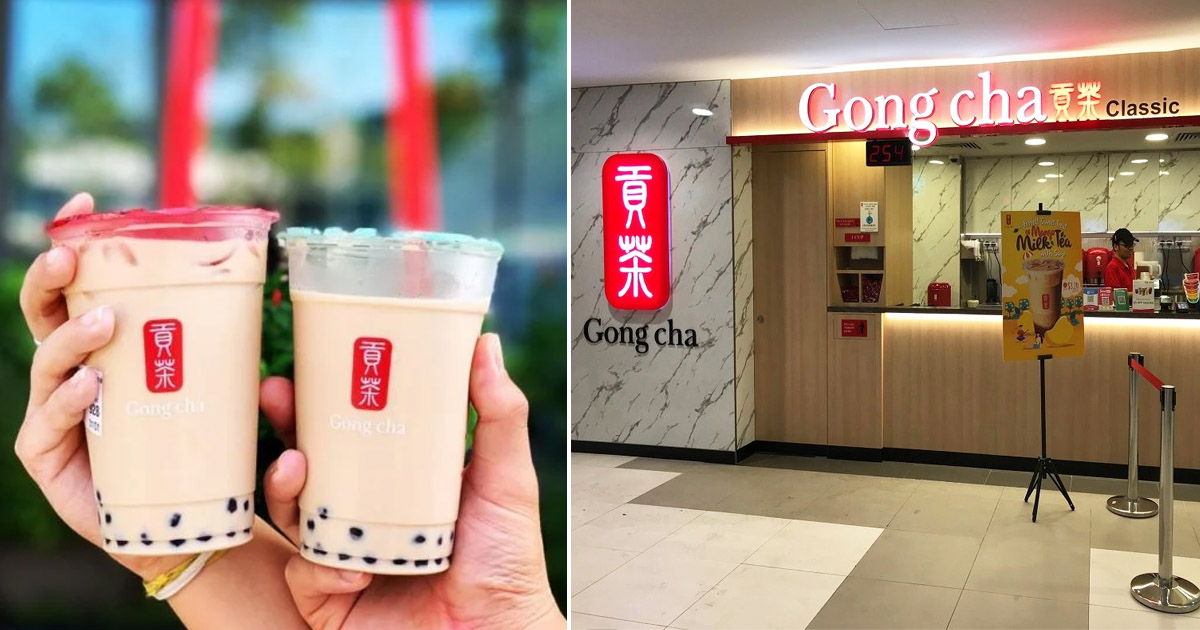 Gong Cha reopens three outlets for delivery on 23 May 2020