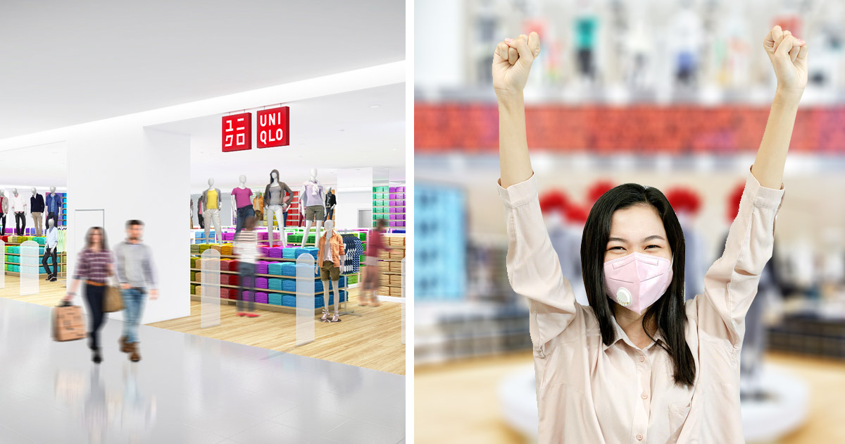 Uniqlo to debut AIRism mask that is cool and dries quickly