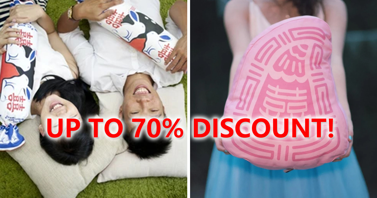 Naiise Is Offering Up To 70% Discount, including Local-Themed Merchandise to warm the cockles of our hearts