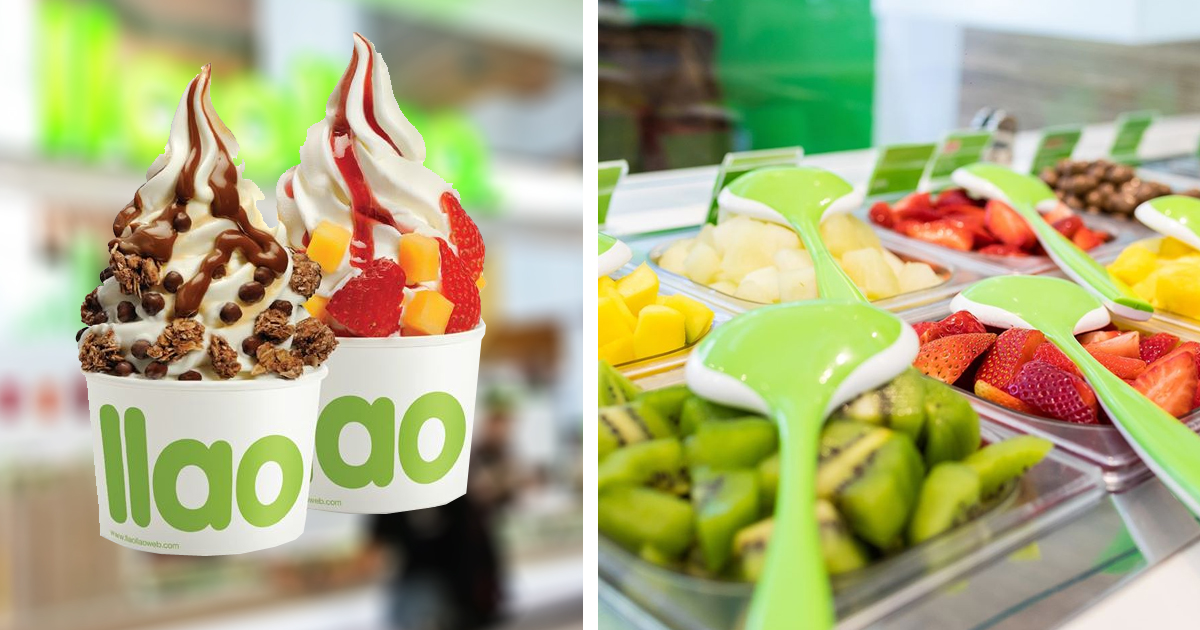 llaollao NDP Promo: S$8.90 for 1 Small & Medium Tub at all outlets