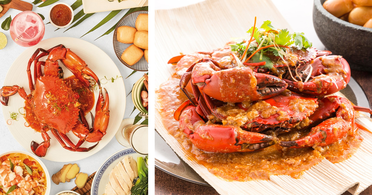 Freeflow Crab Buffet at MBS from S$108++ per adult, includes Alaskan King Crabs, Snow Crabs and more