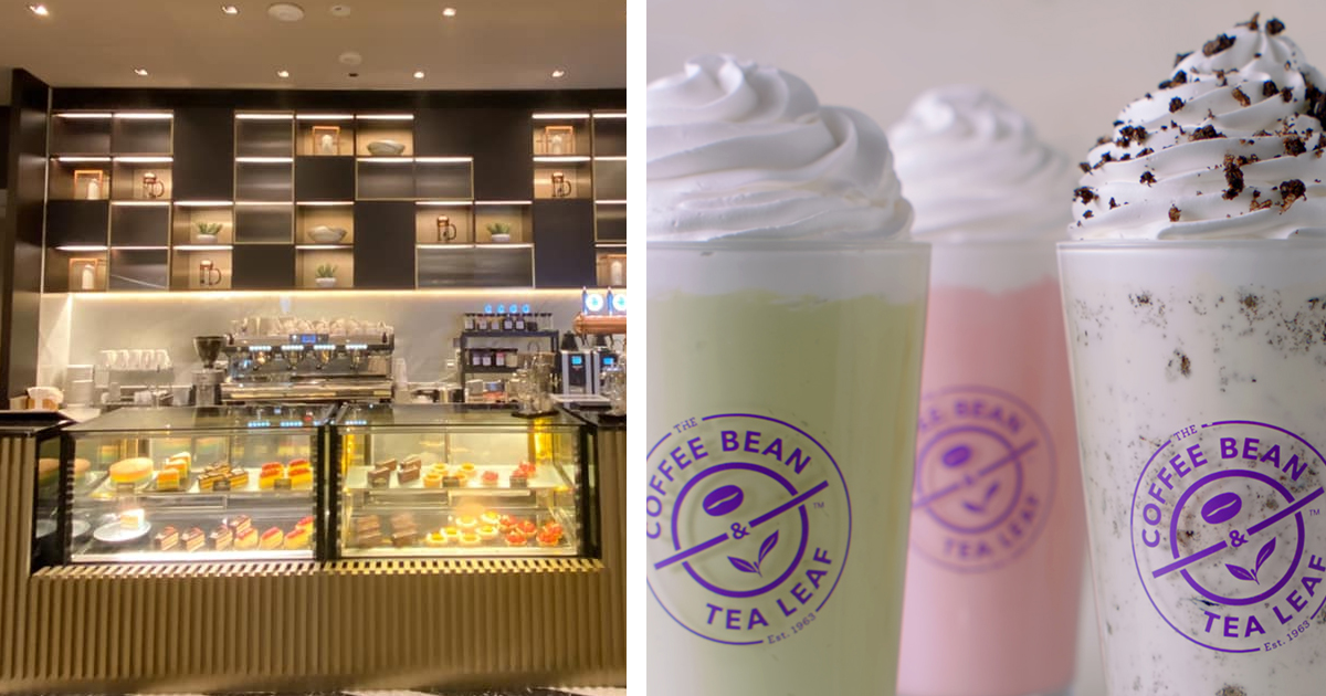 Children Day Deal: Coffee Bean & Tea Leaf giving away FREE drinks to kids at all outlets on 9 Oct 2020