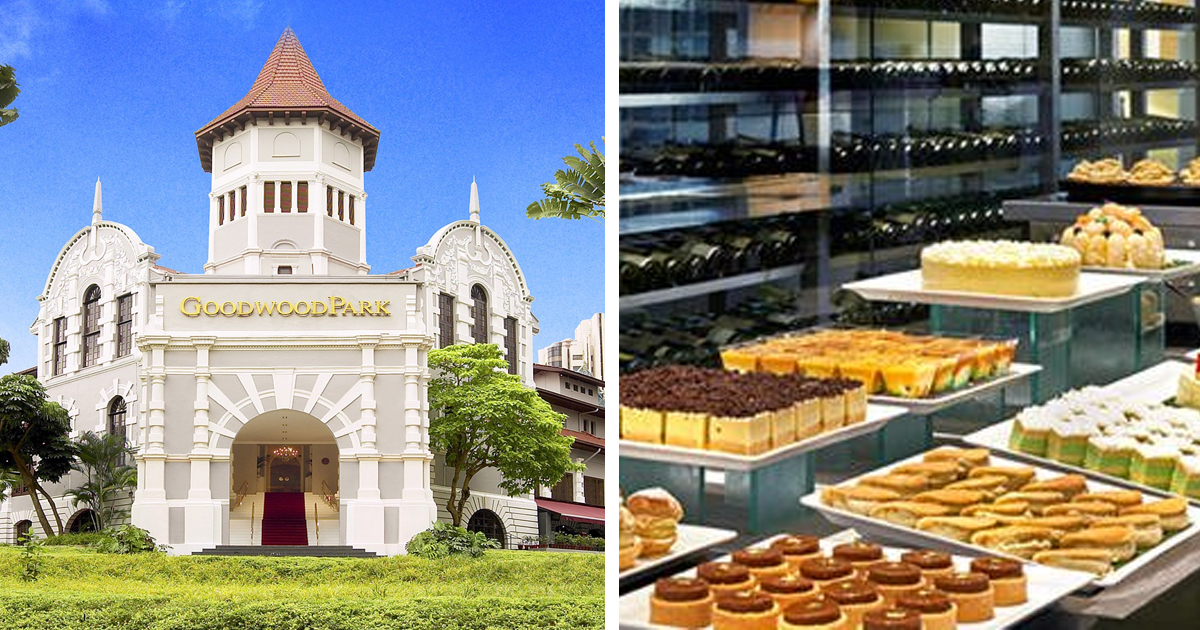 Goodwood Park Hotel brings back its Durian Dessert Buffet with 'Mao Shan Wang' and D24 Durian Delights