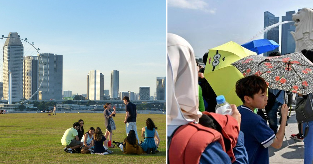 Singapore to expect dry and hot weather for last two weeks of October 2020
