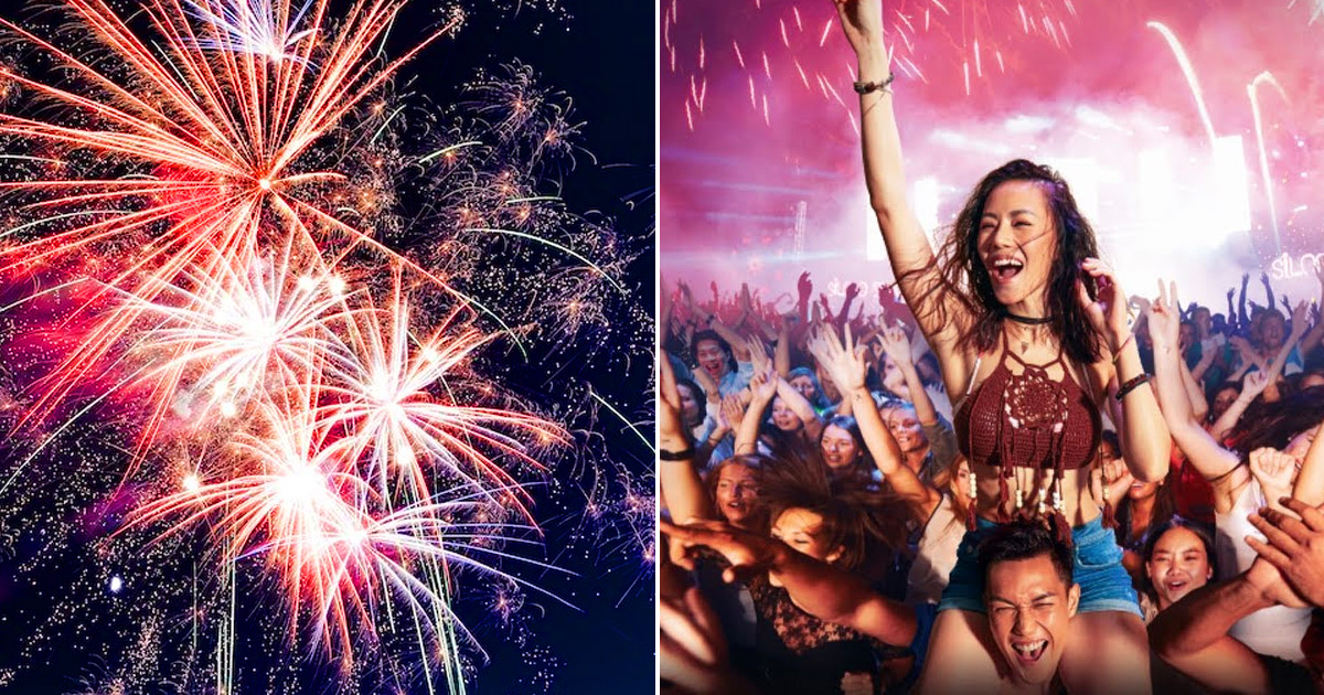 Here are the 11 locations to catch the countdown fireworks tonight