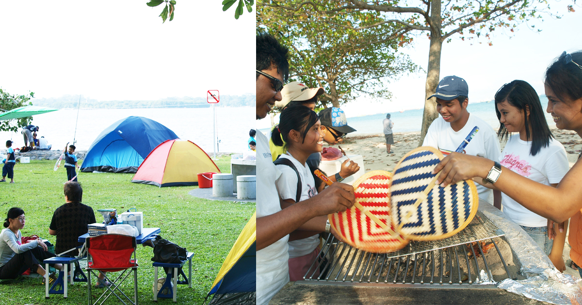 Public campsites & BBQ Pits to reopen on 20 January 2021, maximum 6 pax per tent