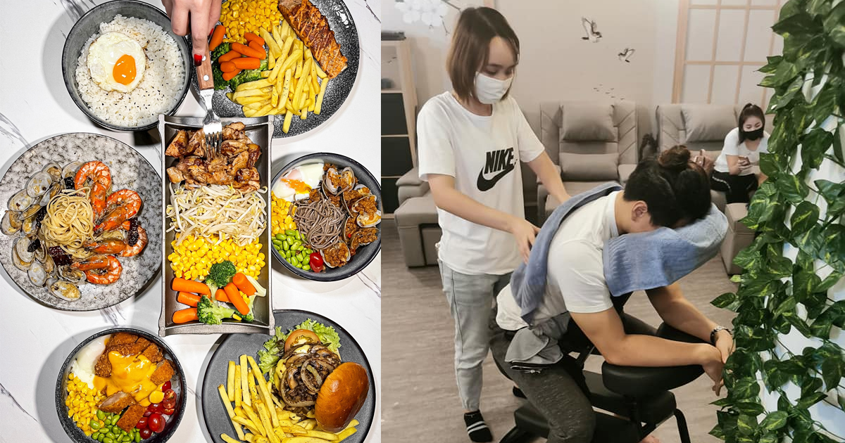 Balestier Clubhouse Offers 1 hour massage and Teppanyaki Set for 2 from S$50per pax