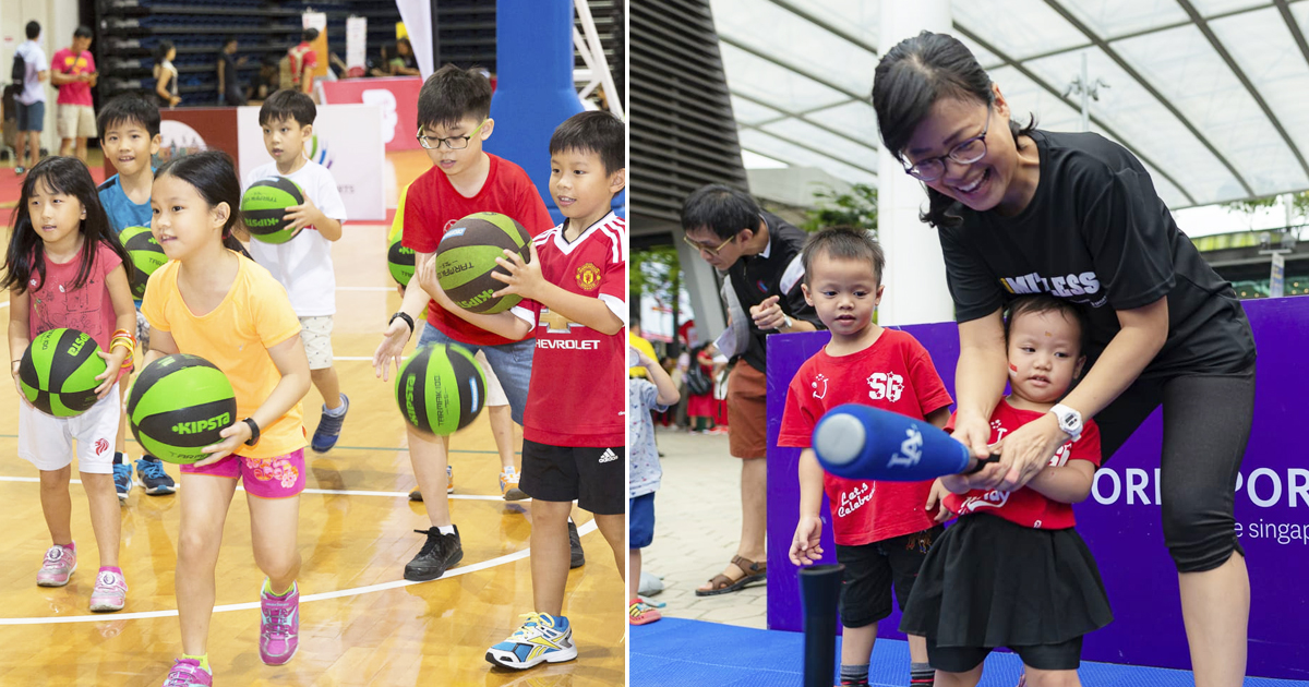 Singapore Sports Hub introduces a series of activities to keep your kids busy during the March holidays