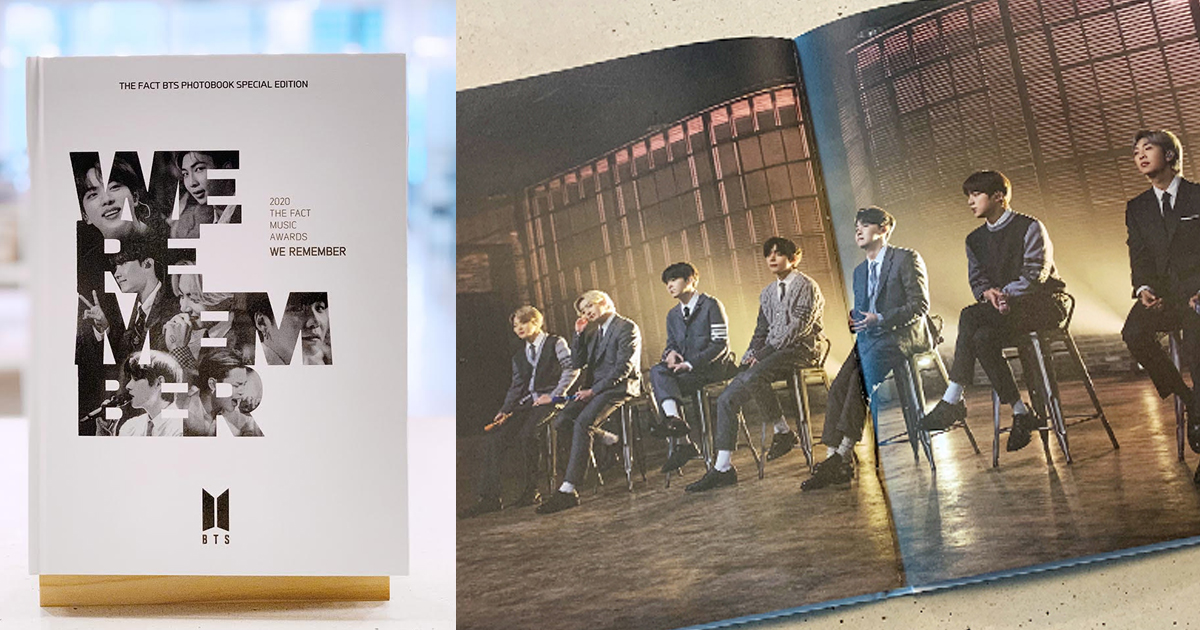 Upcoming BTS book launch at Suntec that BTS fans wouldn't want to miss out